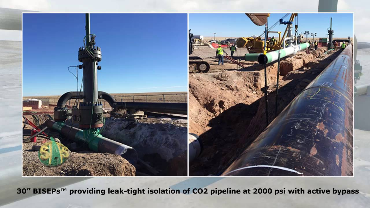 Hot Tapping & Plugging: Leak-tight Double Block and Bleed Isolation of High  Pressure Gas Pipelines