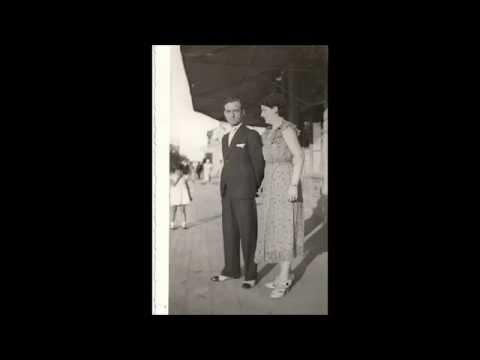Jacques  MURACCIOLE récite 2 poèmes de son ouvrage  Au gré de l'exil 1946