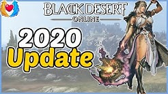 Upcoming Content - Black Desert Online 2020 - Keynote Update