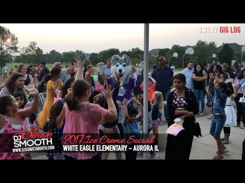 Ice Creme Social | White Eagle School | Aurora, Illinois 8/31/17