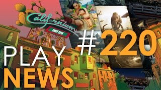 PlayNews #220 — Steam Machines, Californium...