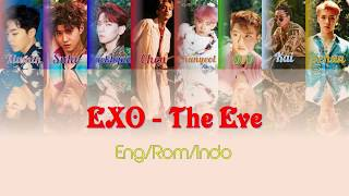 Download Video EXO - The Eve [ENG|ROM|INDO] (Sub Indo) Color Coded Lyrics MP3 3GP MP4