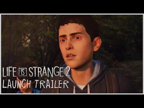 Life is Strange 2 Launch Trailer [ESRB]