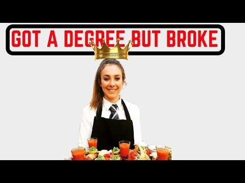 College Degree Worthless? Highly Educated and Poorly Paid #2 HTMM
