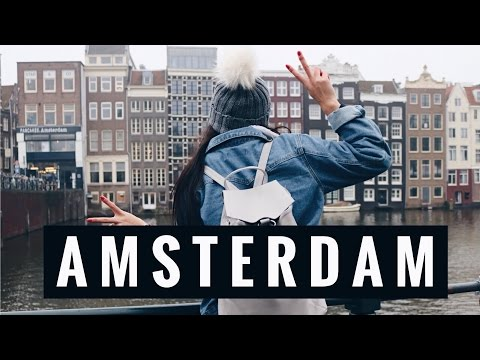 A DAY IN AMSTERDAM | VLOG