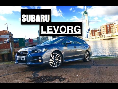 2016 Subaru Levorg Gt Review Inside Lane