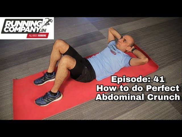 41 episode How to do Perfect Abdominal Crunches