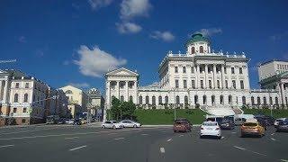видео Новая гостиница «Город» в Москве открылась в историческом здании Киевского вокзала