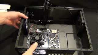 How To Build A Media Center / Home Theater Pc - Part 1 - Timmytechtv