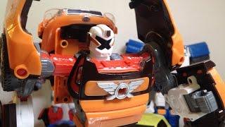 또봇 어드벤쳐 엑스X 자동차 로봇 변신 장난감 놀이 Tobot Adventure X transformer 영실업 [라임튜브]