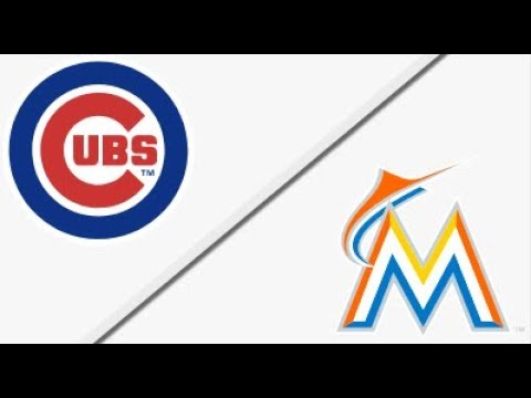 Chicago Cubs vs Miami Marlins | Full Game Highlights | 3/29/18