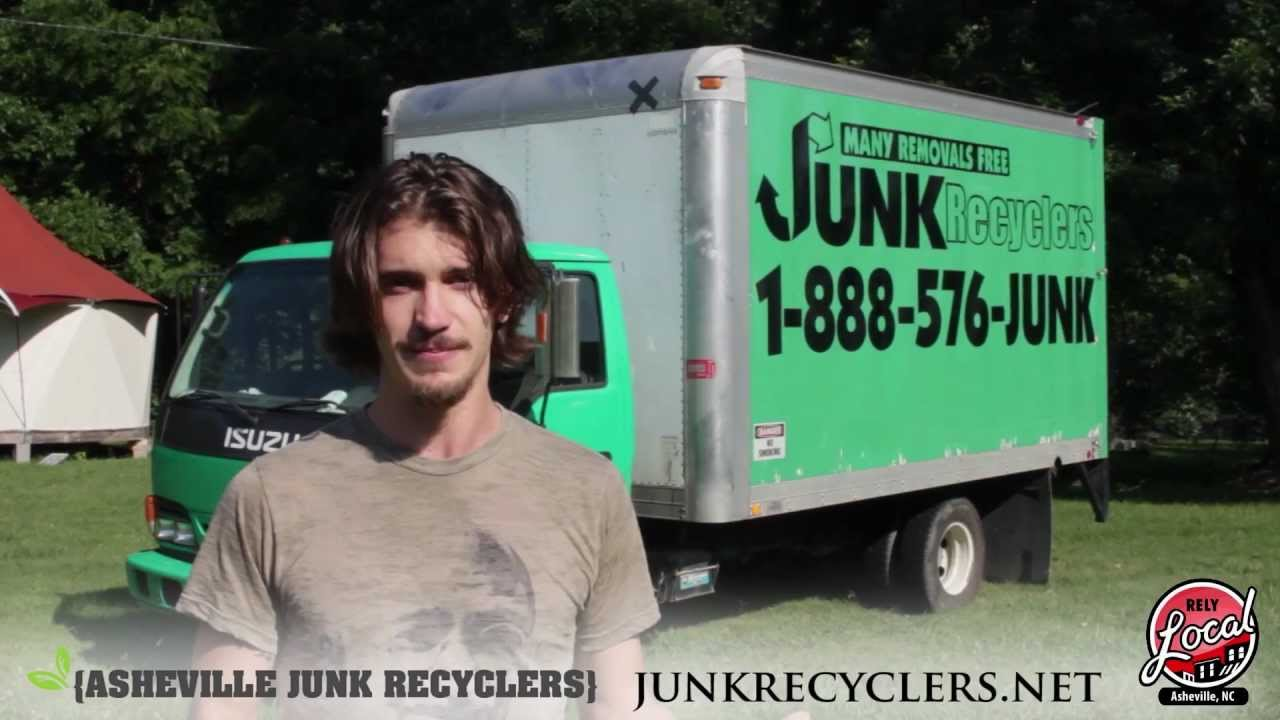 Junk Recyclers | Junk Removal & Hauling Services