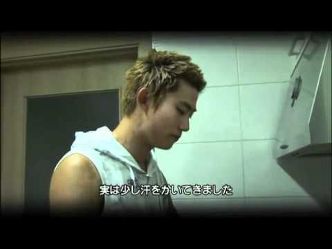 cooking with taecyeon 2pm