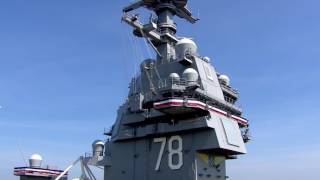 President, Defense Secretary Attend USS Gerald R. Ford Commissioning