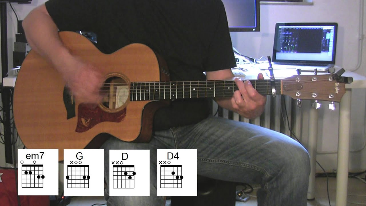 Kings and queens guitar chords
