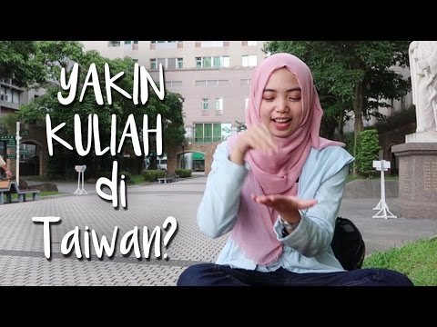 yakin kuliah di Taiwan ? | mampir lab |  4th Escape story | kuliah luar negeri
