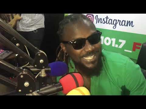 Stonebwoy is Ghana music's top striker - Samini Mp3
