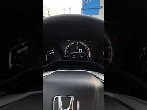 How To Reset Your Tire Pressure Monitor Light On Your 2018 Honda CR-V LX AWD #edwardhonda #edwardhon