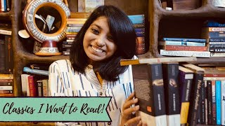 CLASSICS I WANT TO READ IN 2019 | Austen, Bronte & many more!
