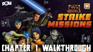 Use the Force! Star Wars Rebels Strike Missions, Chapter 1