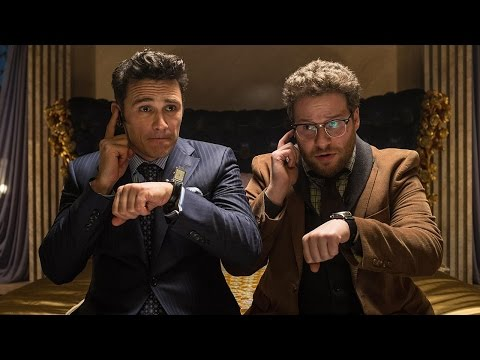 The Interview - Red Band Trailer #1