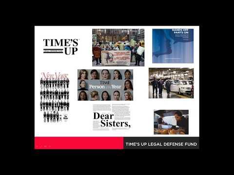 Webinar: TIME'S UP Legal Defense Fund Outreach Grants Q&A