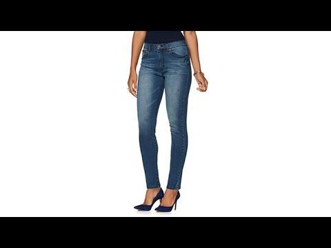 DG2 by Diane Gilman Vintage Skinny Jean. http://bit.ly/2WDEyq3