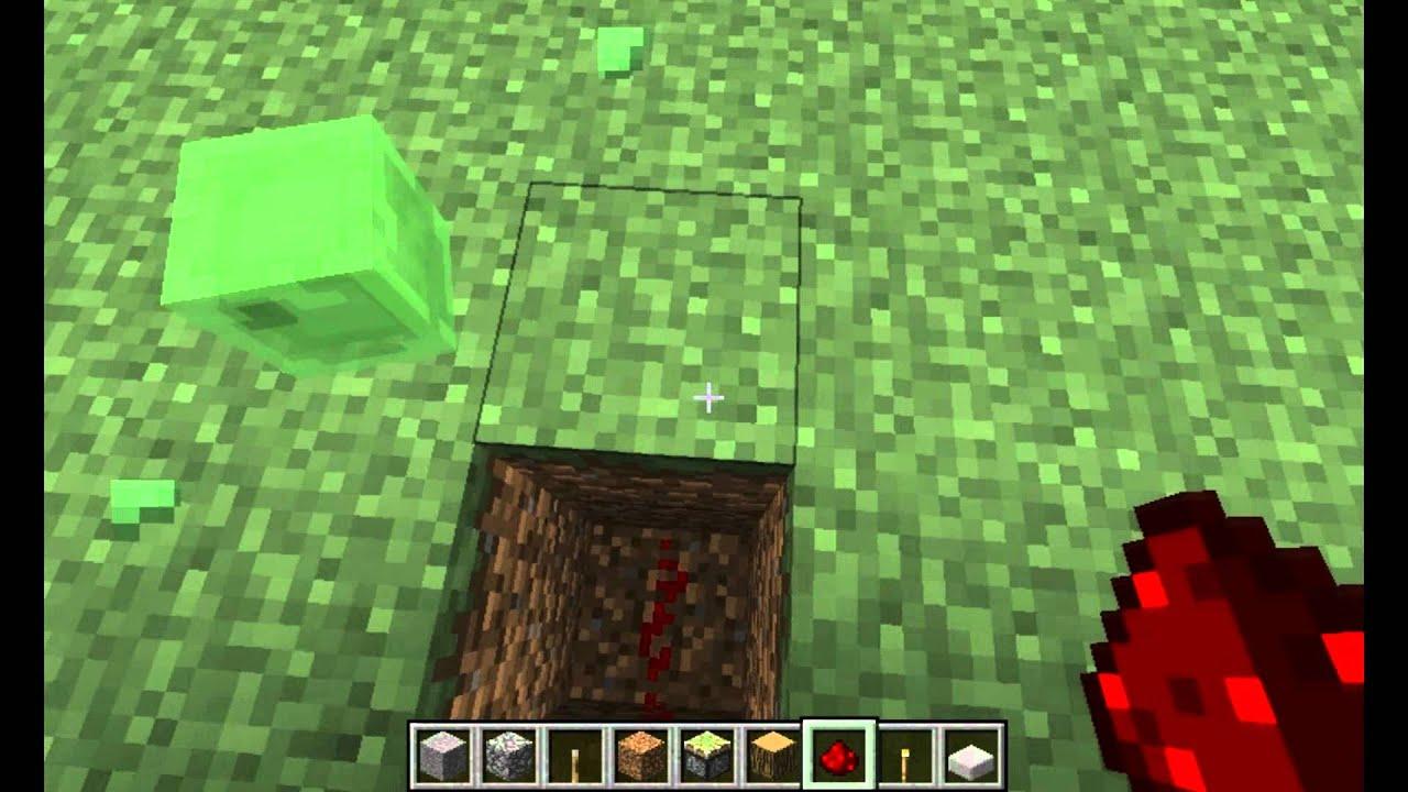 Tuto comment cr er un passage secret dans minecraft youtube - Comment creer un chateau dans minecraft ...