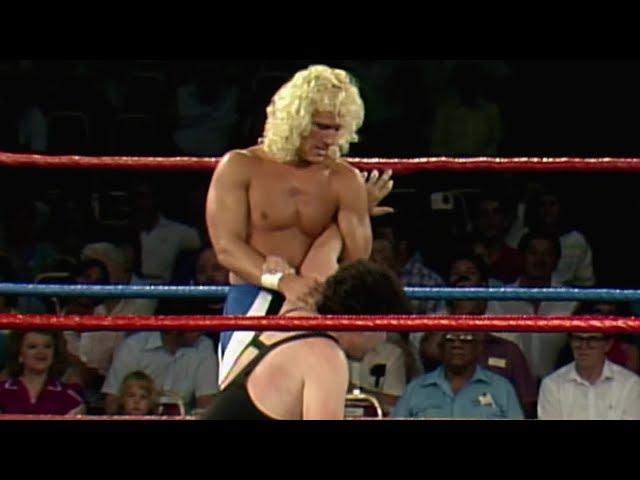 Watch Jeff Jarrett's AWA debut: AWA All Star Wrestling, July 5, 1987