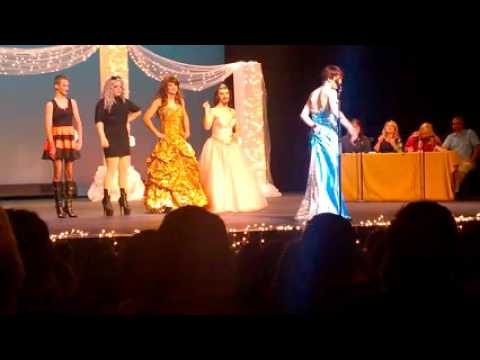 Corner High School Womanless Beauty Pageant 2016 Interviews