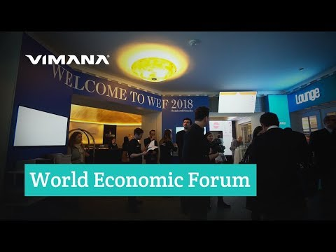 Vimana at World Economic Forum in Davos