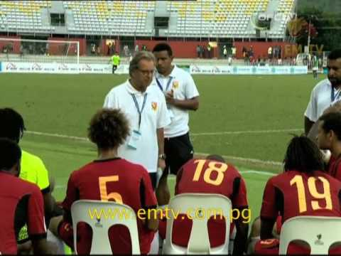 Football Match between PNG and Solomon Islands to be hosted in Nation's Capital
