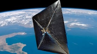 Solar Sails are the Future of Space Travel