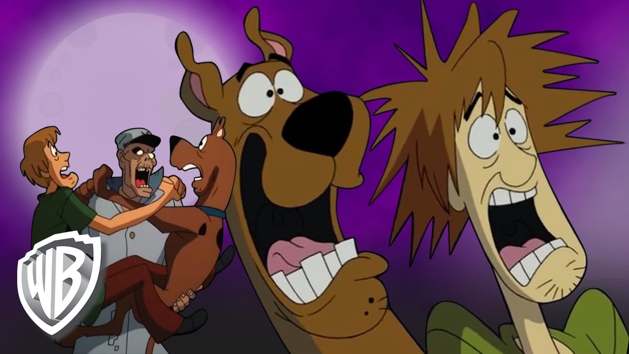 scooby-doo! | super scares halloween mash-up - youtube