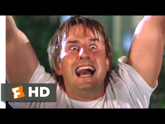 See Spot Run (2001) - This Is Satan's Dog Scene (6/8) | Movieclips