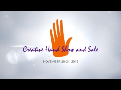 Creative Hand Show and Sale 2015