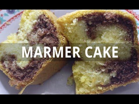 Tutorial Resep Kue Cara Membuat Kue Bolu Marmer Marmer