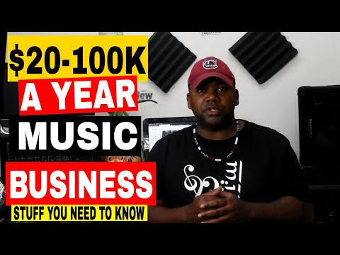 ✅A $20-$100k MUSIC BUSINESS-Featuring SLY PYPER