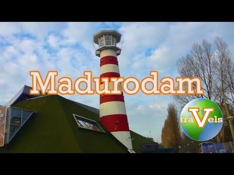 Madurodam, miniature park the Netherlands