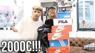 Ich kaufe Alles was mein kleiner Bruder tragen kann! | SKK