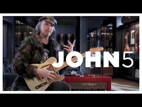 Vault Sessions: John 5