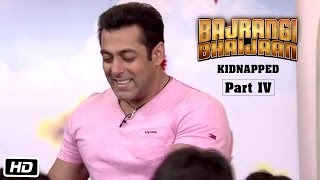 Bajrangi Bhaijaan Kidnapped - Part IV | Salman Khan Shows His Six Pack Abs