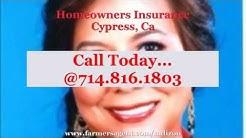 Home Insurance - Cypress, Ca - 90630 - Marlene Dizon