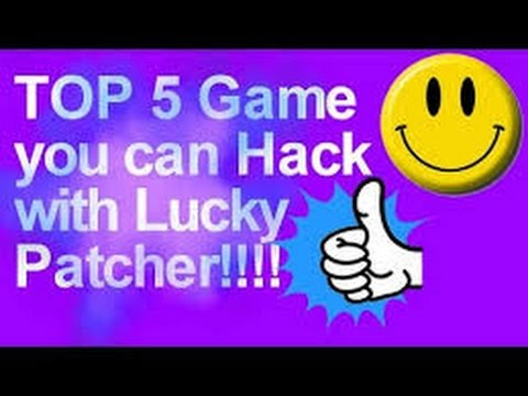 Top 5 Games You Can Hack With Lucky Patcher 2017 Youtube