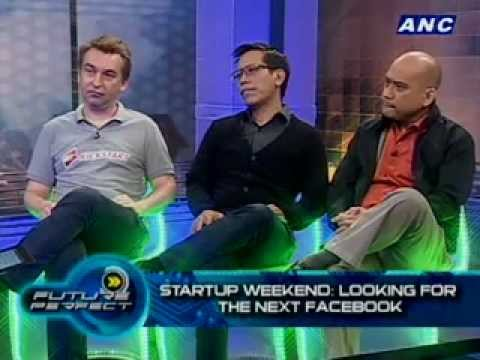 ANC Future Perfect: STARTUP WEEKEND--Looking for the Next Facebook
