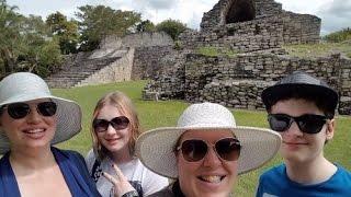 Princess Shore Excursion DAY 3 Kohunlich Mayan Ruins! Cruise Vlog [ep14] KOHUNLICH