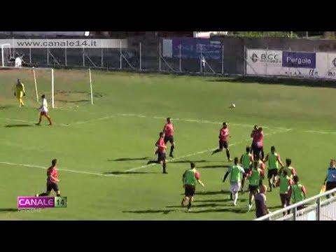 Calcio Eccellenza: Pergolese - Tolentino 0-3
