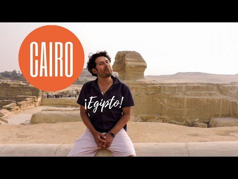 Cruzando La Frontera De Israel A Egipto - Cairo - Isaí Estuvoaquí
