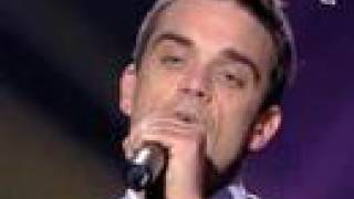 Robbie Williams - Advertising Space Live