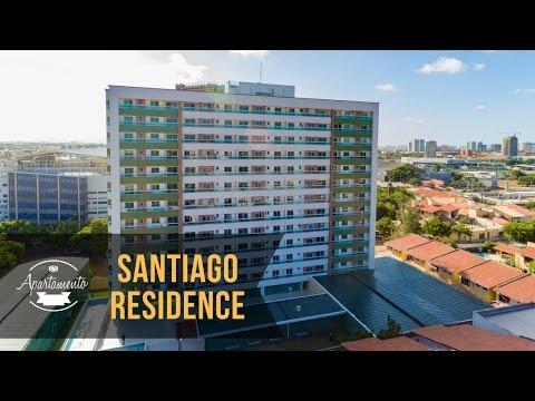 SANTIAGO RESIDENCE - APARTAMENTOS NO EDSON QUEIROZ EM FORTALEZA CEARA